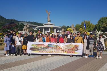Khám phá vẻ đẹp của xứ sở Kim Chi qua hình ảnh du lịch Hàn Quốc