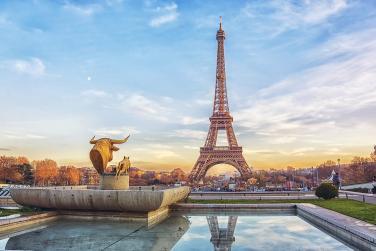 Khám phá Châu Âu cổ kính, hoa lệ qua hình ảnh du lịch