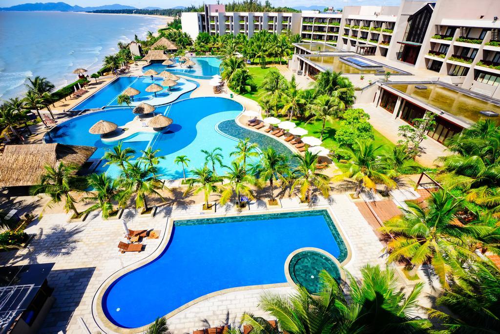 Khách sạn Vietsovpetro Hồ Tràm