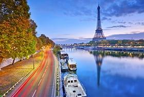 Tour Châu Âu