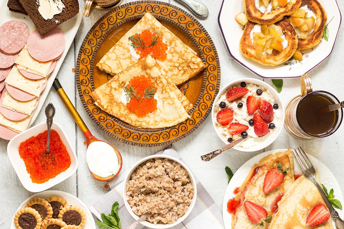 Ẩm Thực Nga Và Các Món Ăn Nga Truyền Thống