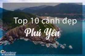 Top 10 cảnh đẹp Phú Yên bình dị, mộc mạc