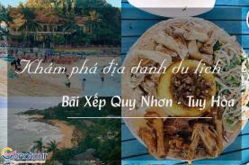 Khám phá địa danh du lịch bãi xếp Quy Nhơn Tuy hòa