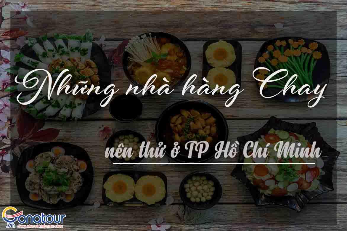 Những nhà hàng chay TP. HCM nổi tiếng nhất