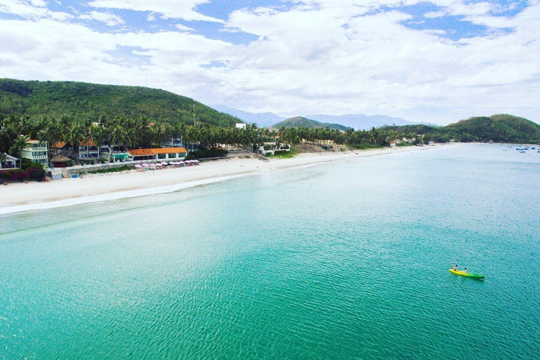 cảnh đẹp vịnh Nha Trang