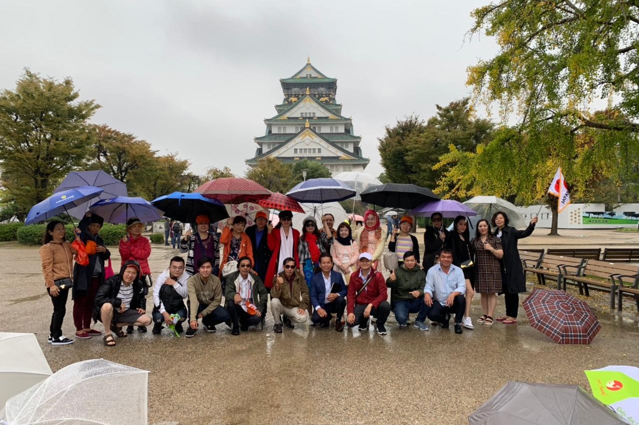Nhật Bản Mùa Thu Cùng Gonatour
