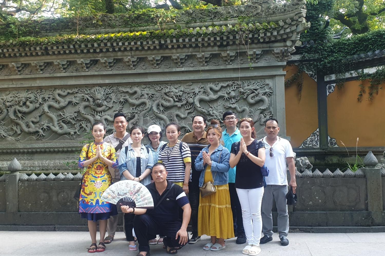 Phổ Đà Sơn - Thượng Hải - Tô Châu - Hàng Châu Cùng Gonatour
