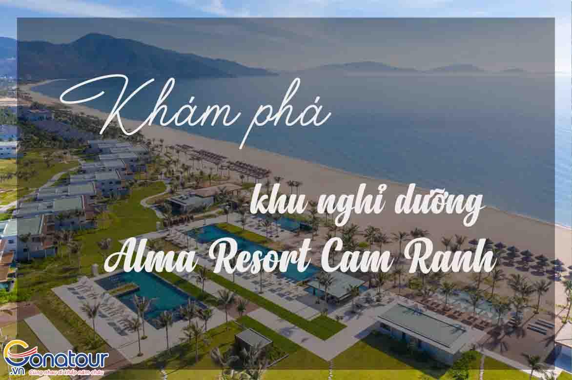 Tất tần tật về khu nghỉ dưỡng Alma resort Nha Trang cho kỳ nghỉ gia đình