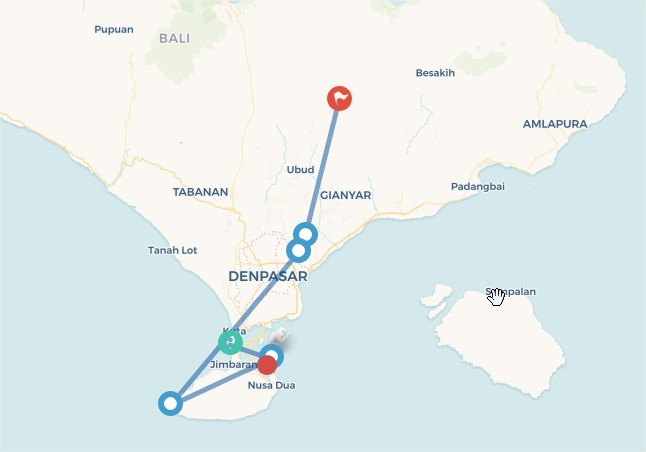 Thiên Đường Nghỉ Dưỡng Đảo Bali