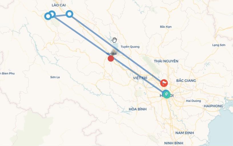 Tour du lịch Hà Nội - Sapa (4N3D)