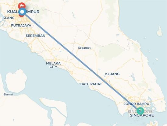 Một hành trình 2 quốc gia : Singapore - Malaysia (6N5Đ) | Bay Vietjet Air