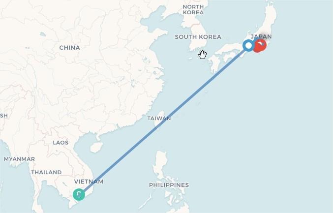 Tour du lịch Nhật Bản : Tokyo - FuJi - Yamanashi ( 4N3Đ)