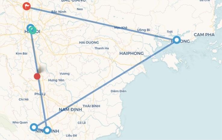 Tour du lịch Hà Nội - Hạ Long - Chùa Hương (5N4D)