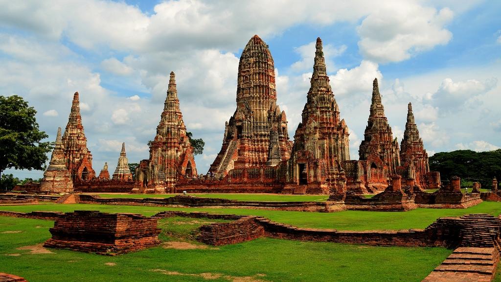 Tour du lịch Thái Lan - Bangkok - Pattaya (5 ngày - 4 đêm)