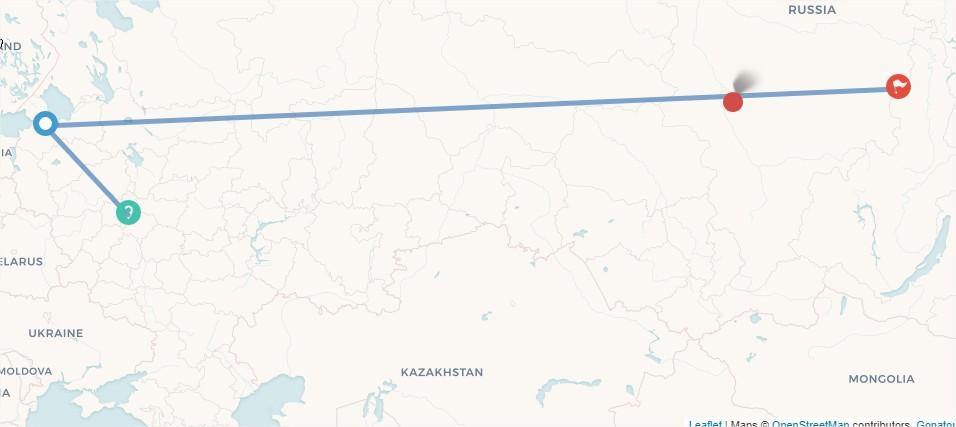 Tour Du Lịch Nước Nga : TP HCM - MATXCOVA - ST. PETERSBURG (8N7Đ)