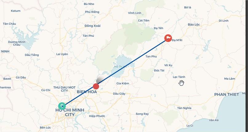 Tour du lịch dã ngoại Madagui 2 ngày 1 đêm