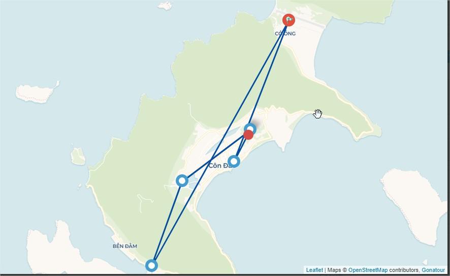 Tour du lịch Côn Đảo - 3N2D ( Áp dụng cho đoàn 10 khách trở lên )