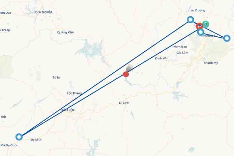 Tour du lịch Đà Lạt 3 ngày 2 đêm (áp dụng đoàn khách 15 người)
