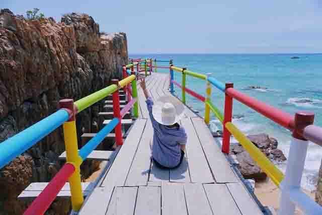 Tour du lịch Quy Nhơn Kỳ Co - Eo Gió 1 ngày (khởi hành hằng ngày)