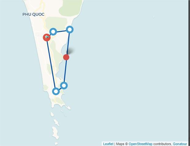 Tour du lịch Phú Quốc - 3N2D