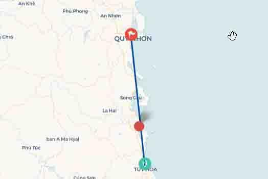 Tour du lịch Tuy Hòa - Quy Nhơn 4N3D