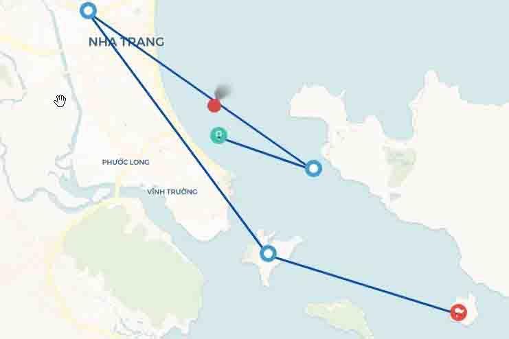 Tour du lịch Nha Trang du ngoạn đảo 3N2D
