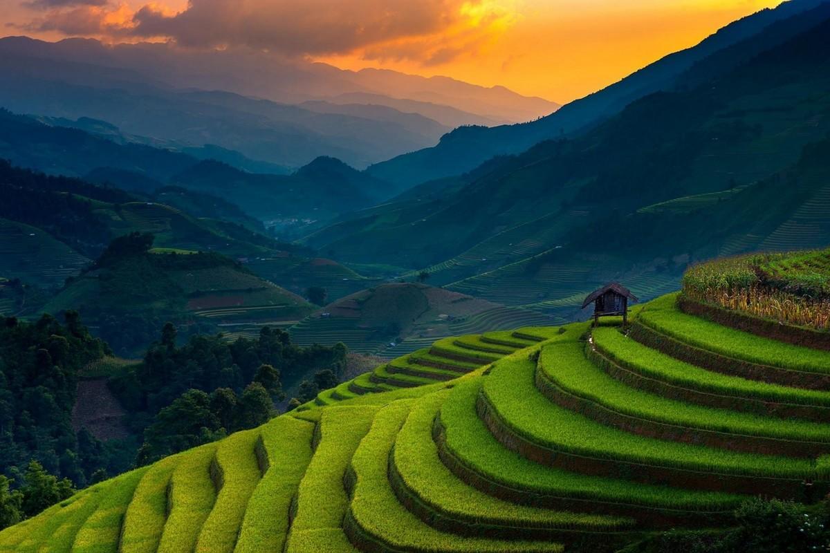 Tour Hà Nội - Sa Pa - Hà Giang - Bắc Hà (6N5Đ) (áp dụng đoàn 10 khách trở lên)