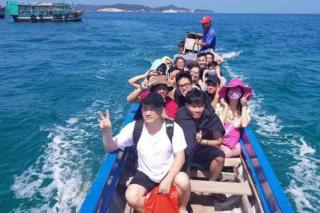 Du lịch Đảo Nam Du (2N2Đ)