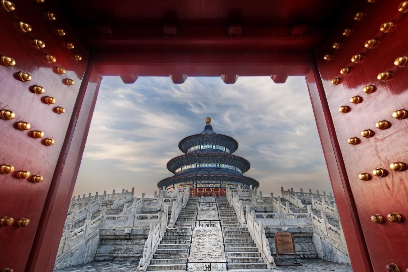 Tour du lịch Bắc Kinh - Vạn Lý Trường Thành (4N3Đ)   Gonatour