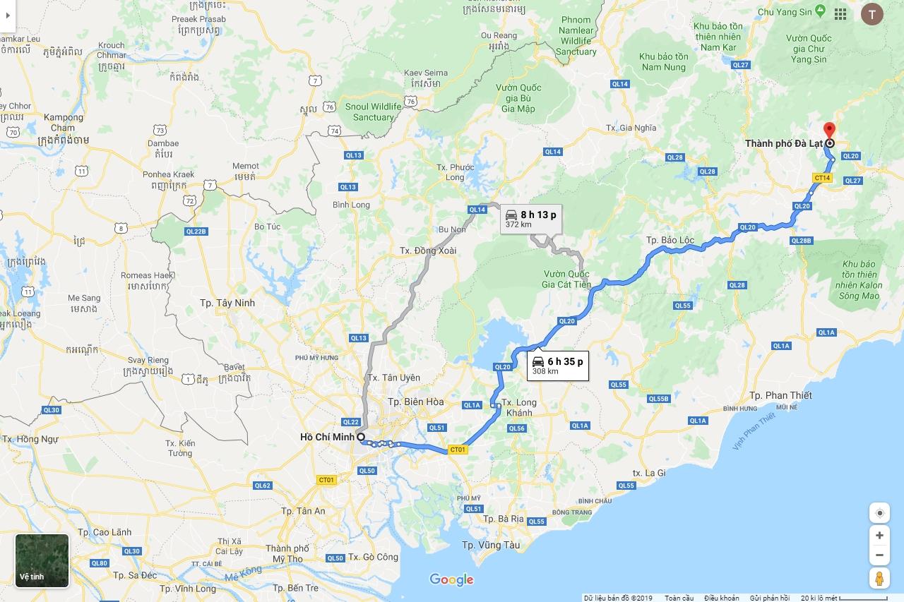 Tour du lịch Đà Lạt (4N3D)
