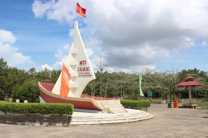 Sài Gòn - Châu Đốc - Hà Tiên - Cà Mau - Cần  Thơ ( 5N4D)
