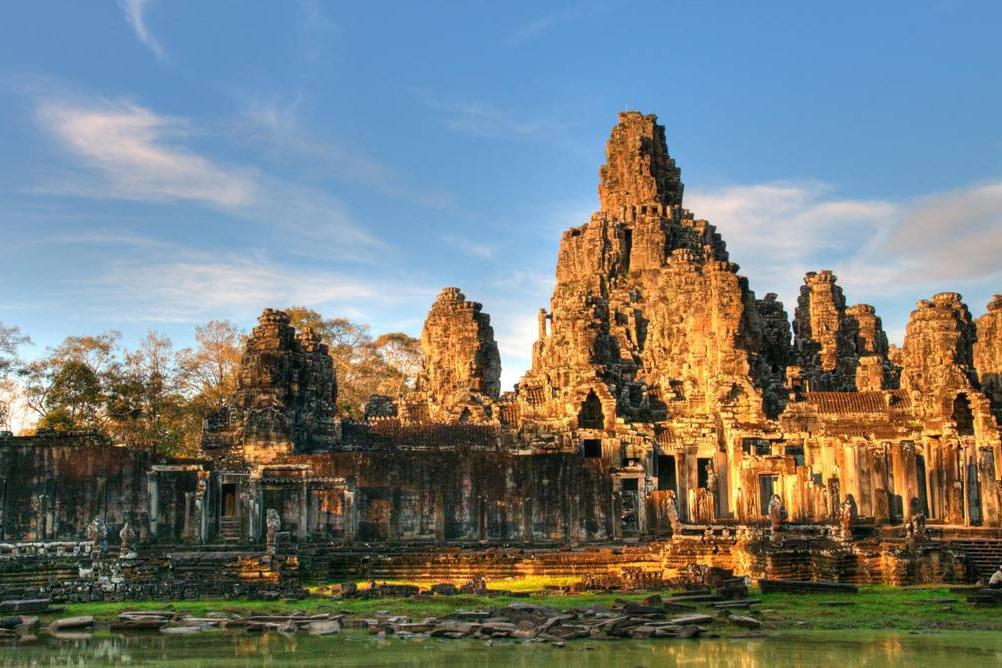 Tour du lịch Campuchia : Siem Riep - Phnom Penh ( 4N3Đ)