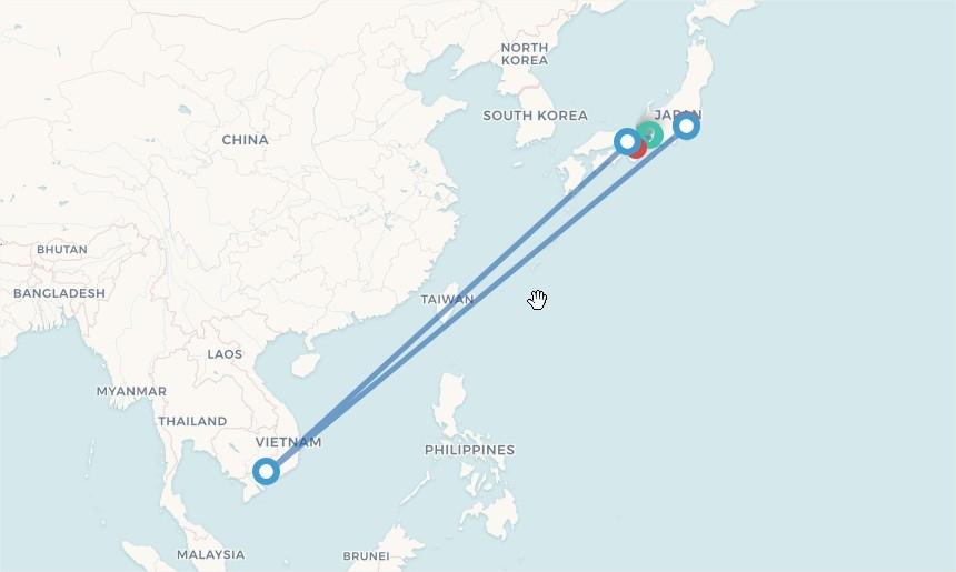 Tour du lịch Nhật Bản : Tokyo - FuJi - Yamanashi ( 5N4Đ)