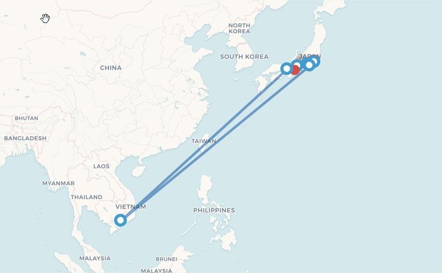 [Hoa Anh Đào] Tour du lịch Nhật Bản : Tokyo - Osaka - Kobe - Nagoya - Yamanashi ( 6N5Đ)