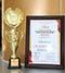 Gonatour nhận bằng khen Top 10 thương hiệu du lịch Việt Nam dẫn đầu