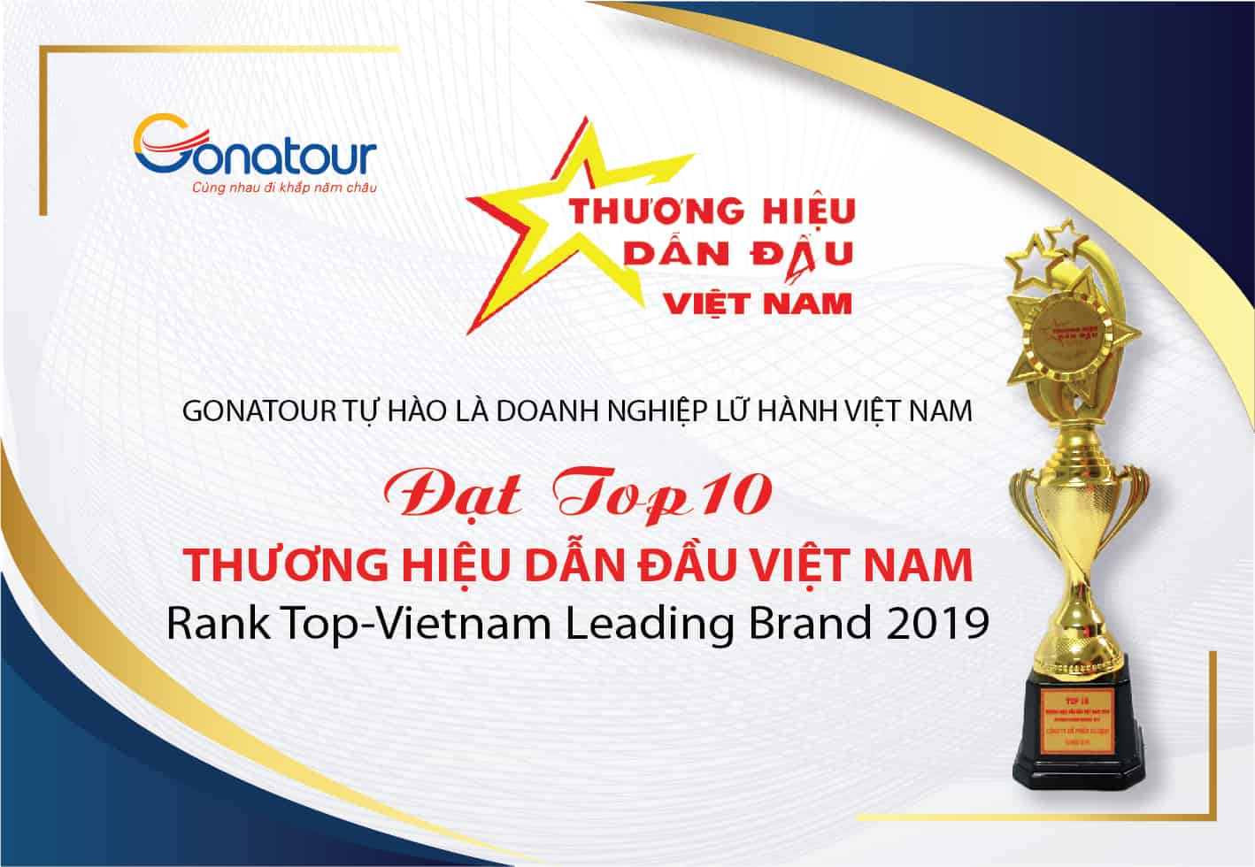 Top 10 thương hiệu dẫn đầu Việt Nam